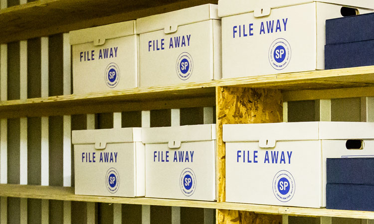 Local self storage facility