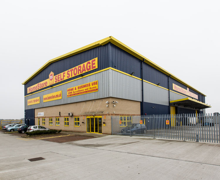 HomeStore Self Storage Ipswich
