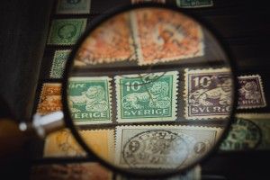 Some collections are quite normal, like stamps