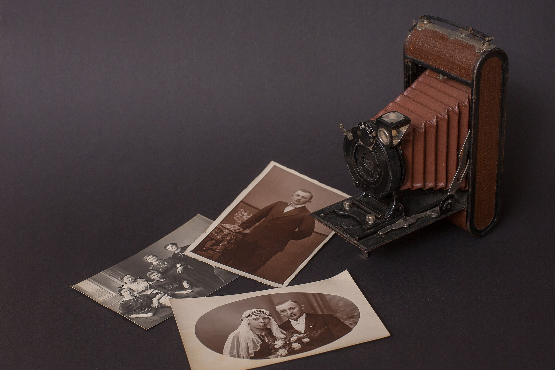 Preserving and Storing Photographs is Important for Historical Research
