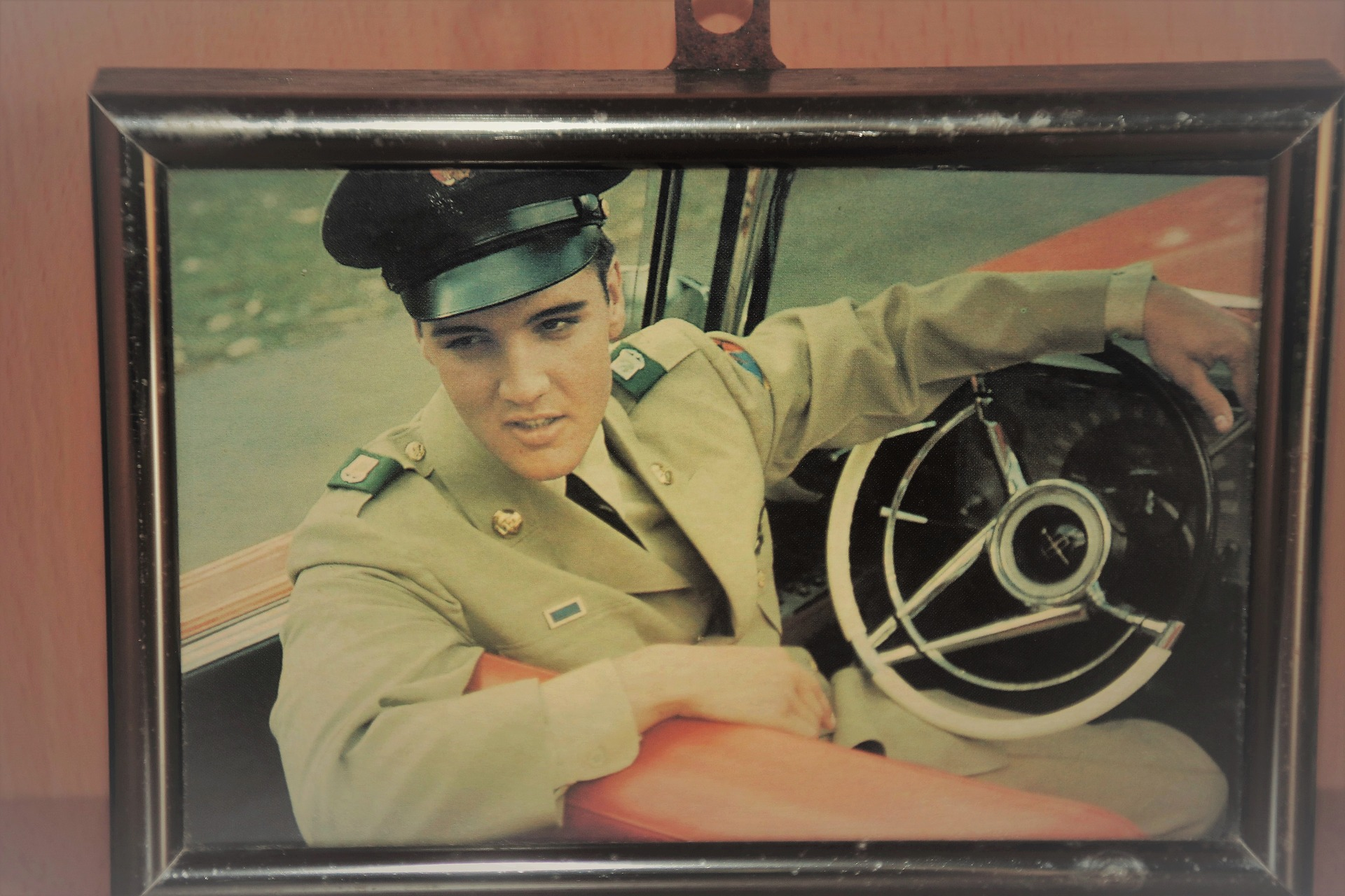 Elvis Presley collectable photo hoarders collectables