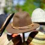 Hats symbolising multiple jobs